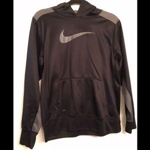 Nike Therma-Fit Black & Grey Sweatshirt size XL